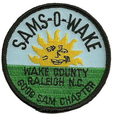 Sams-O-Wake patch